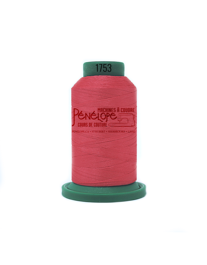 Isacord Isacord thread 1753 for embroidery and sewing