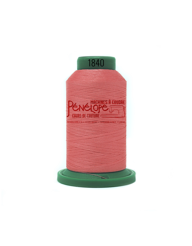 Isacord Isacord thread 1840 for embroidery and sewing