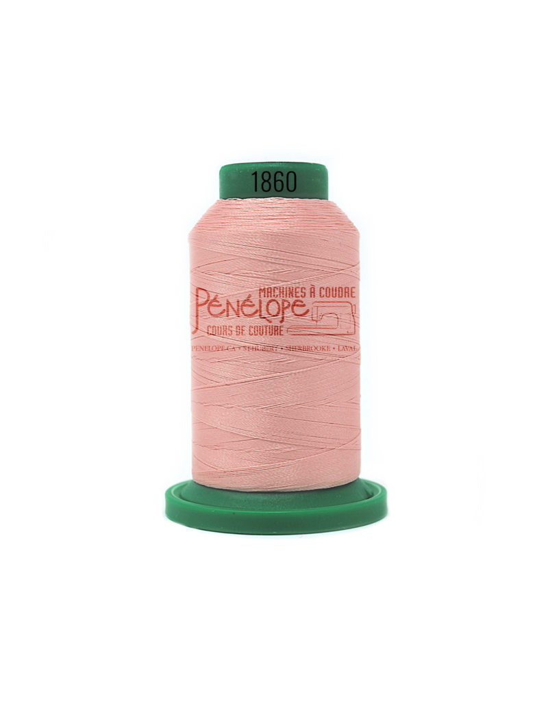 Isacord Isacord thread 1860 for embroidery and sewing