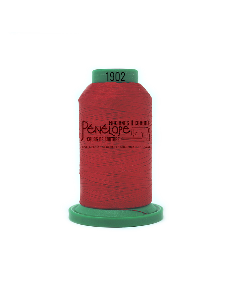 Isacord Fils Isacord couture et broderie couleur 1902