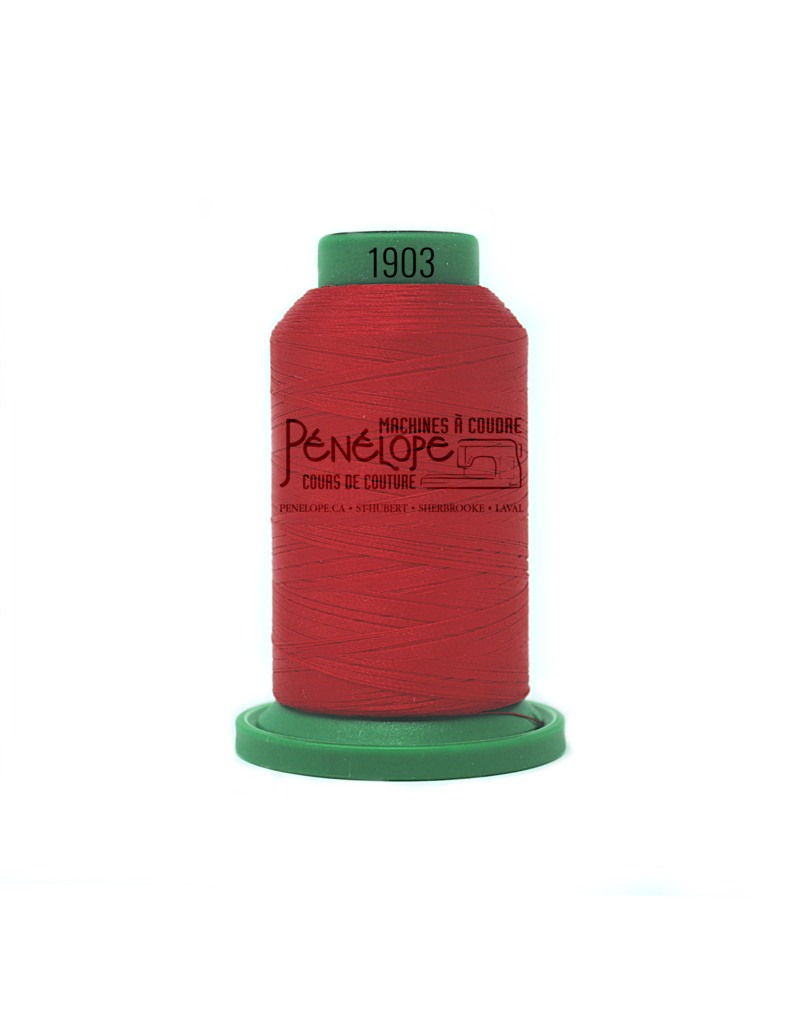 Isacord Isacord thread 1903 for embroidery and sewing
