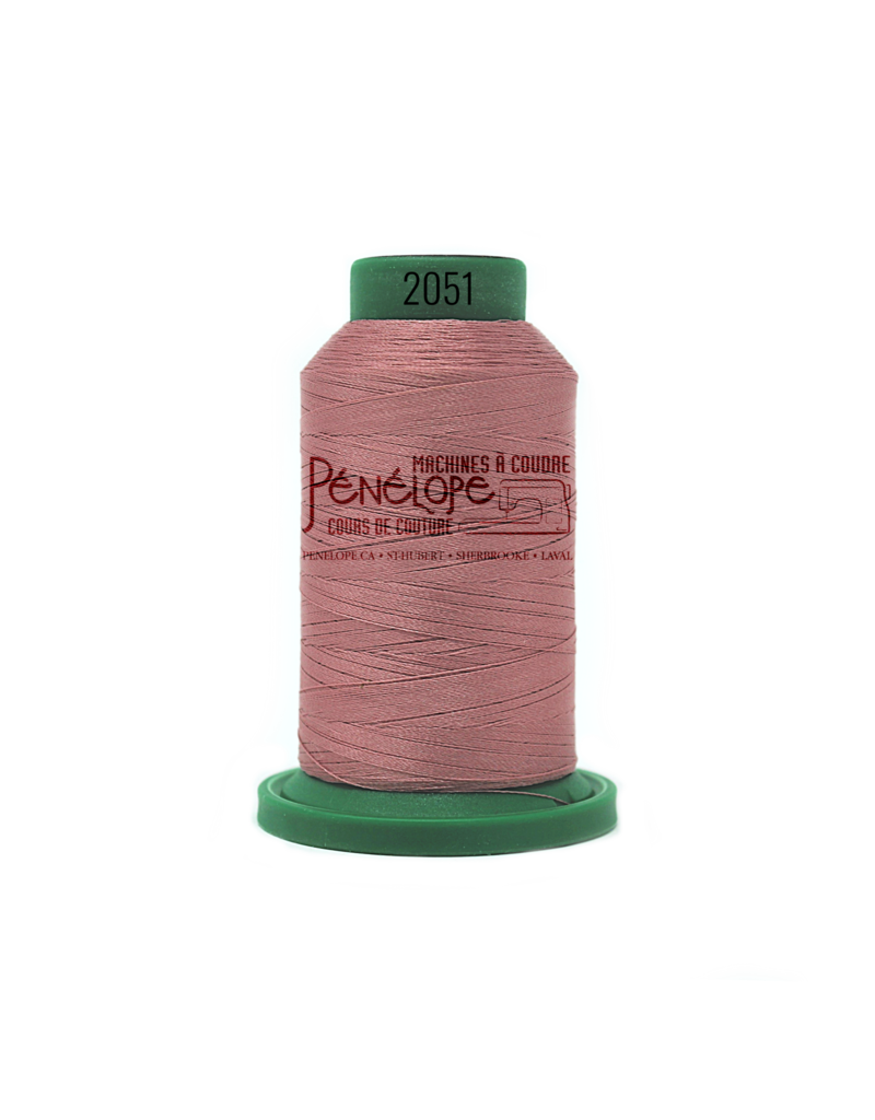 Isacord Isacord thread 2051 for embroidery and sewing