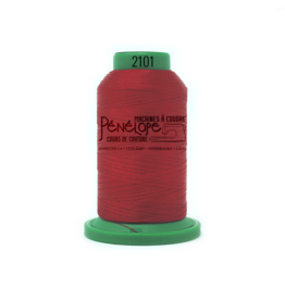 Isacord Fil Isacord 2101 pour couture et broderie