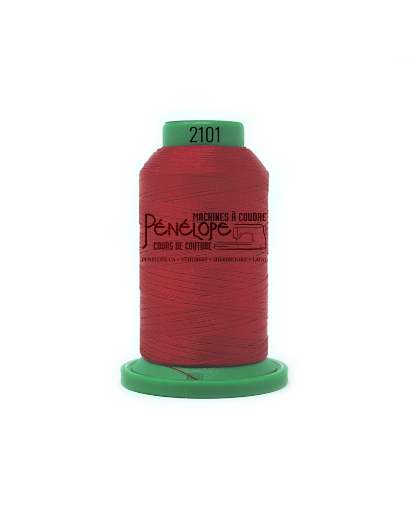 Isacord Isacord thread 2101 for embroidery and sewing
