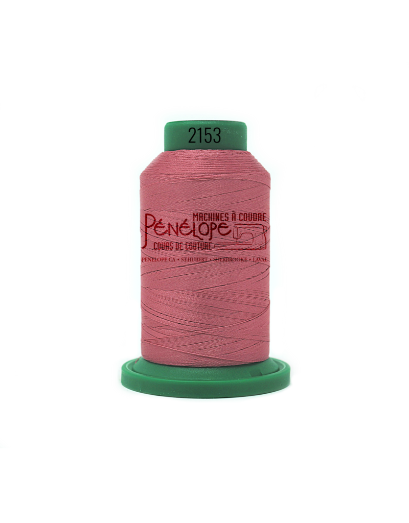 Isacord Fils Isacord couture et broderie couleur 2153