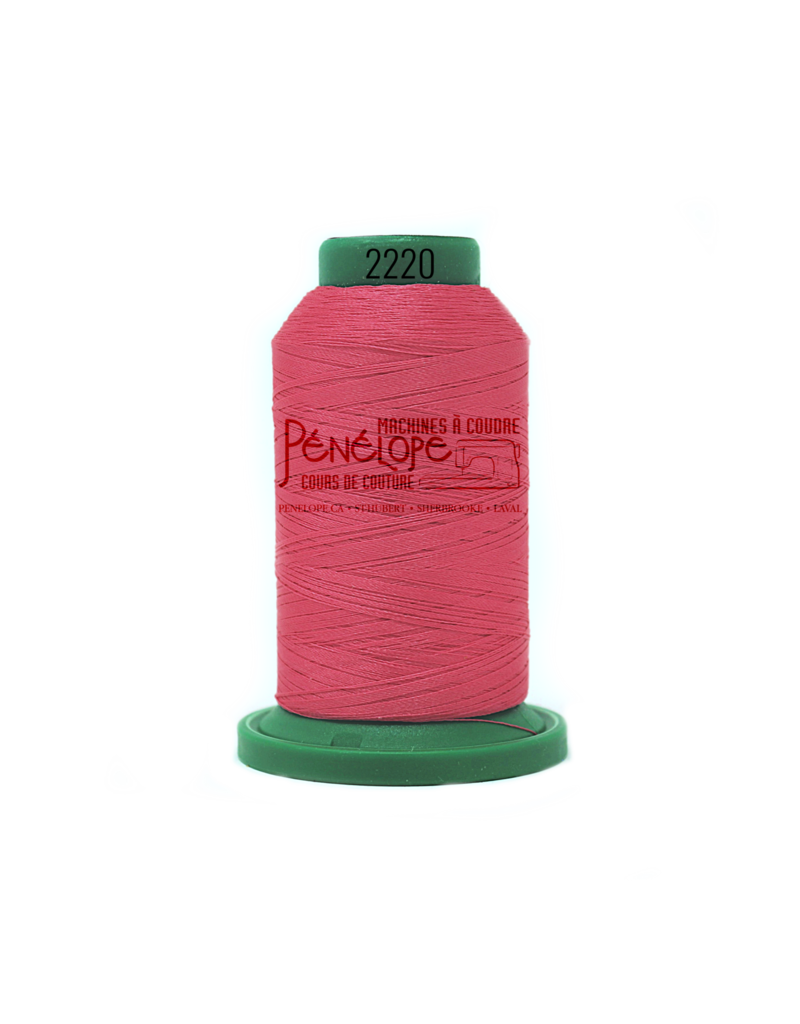 Isacord Isacord thread 2220 for embroidery and sewing