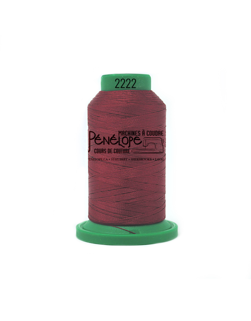Isacord Isacord sewing and embroidery thread 2222
