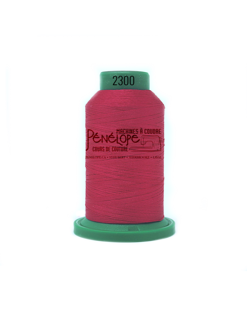 Isacord Isacord thread 2300 for embroidery and sewing