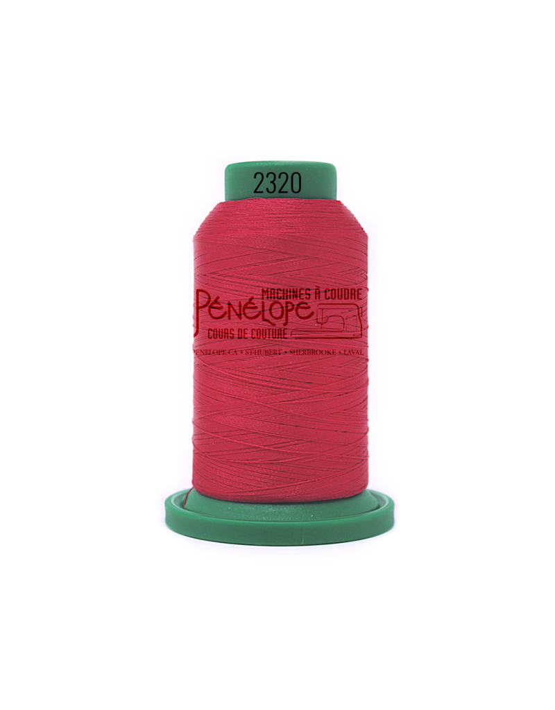 Isacord Isacord thread 2320 for embroidery and sewing