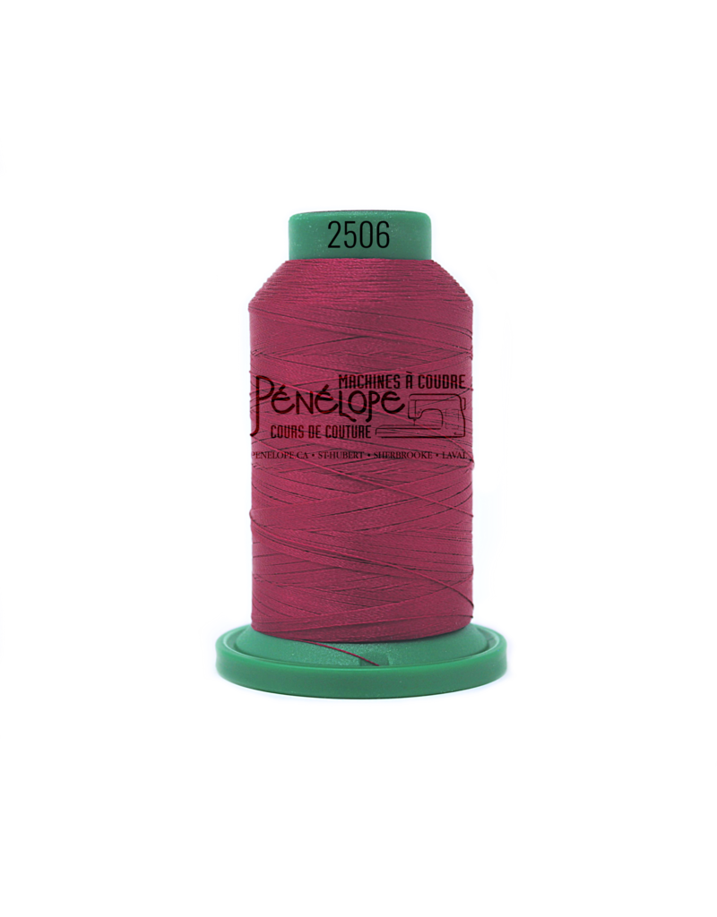 Isacord Isacord thread 2506 for embroidery and sewing