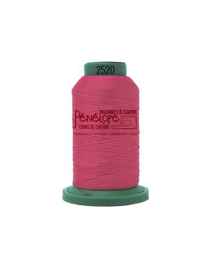 Isacord Isacord thread 2520 for embroidery and sewing