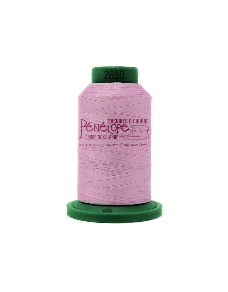 Isacord Isacord thread 2650 for embroidery and sewing