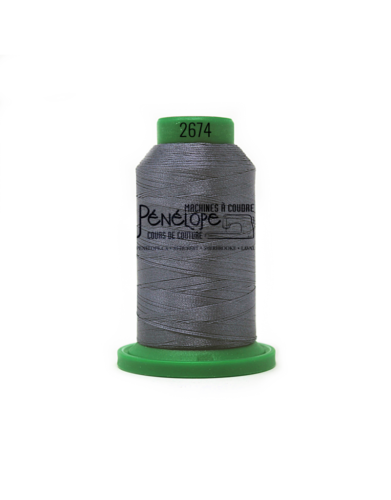 Isacord Isacord thread 2674 for embroidery and sewing