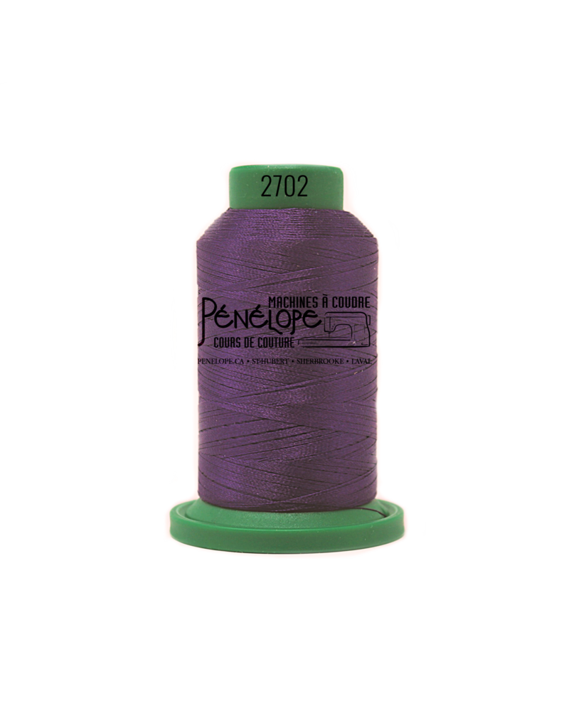 Isacord Fil Isacord 2702 pour couture et broderie