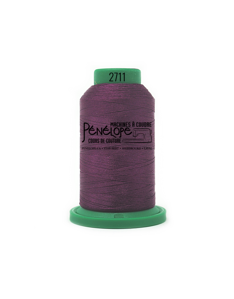 Isacord Fil Isacord 2711 pour couture et broderie