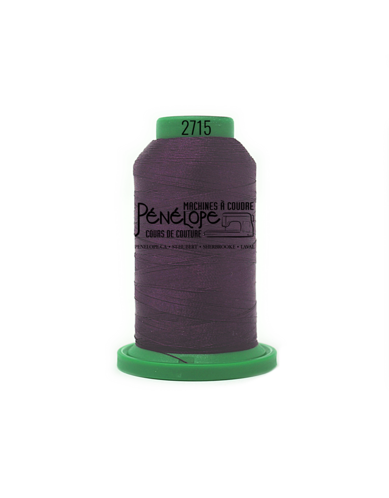 Isacord Isacord thread 2715 for embroidery and sewing
