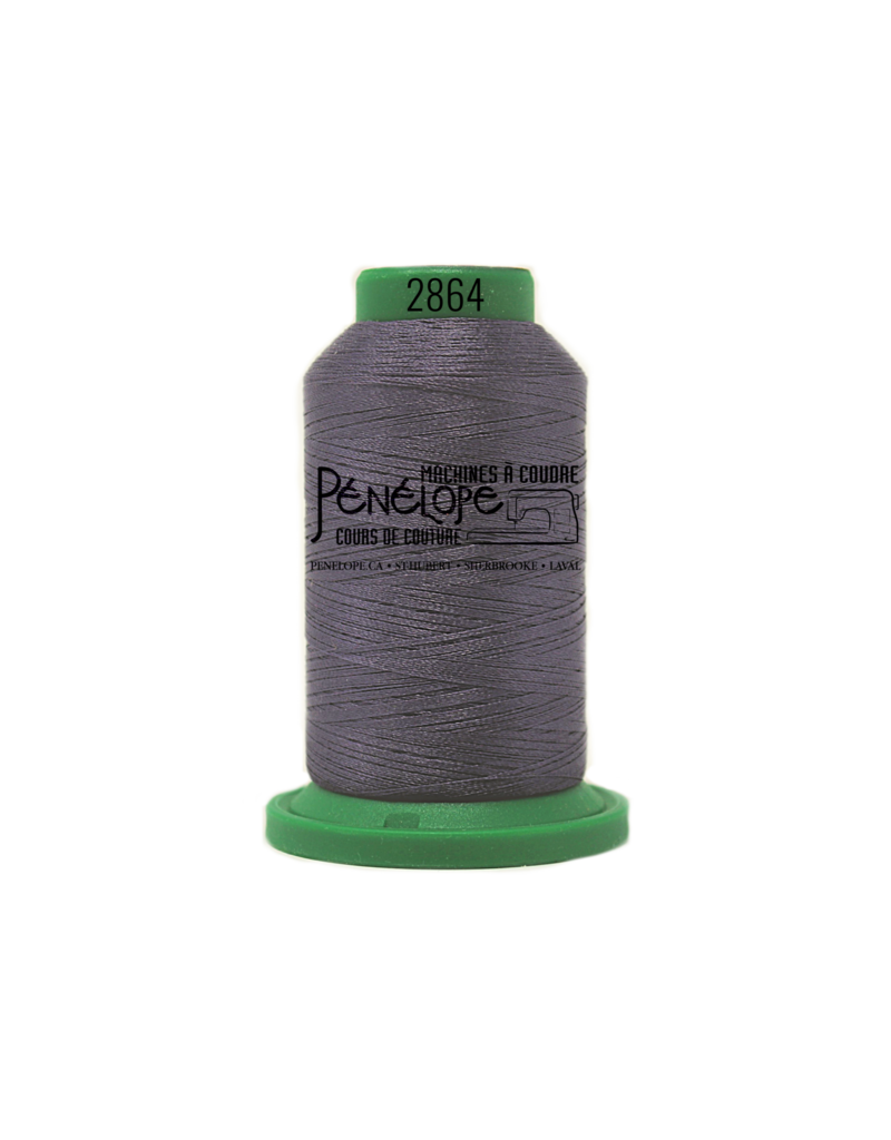 Isacord Fils Isacord couture et broderie couleur 2864
