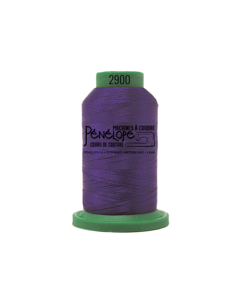 Isacord Isacord thread 2900 for embroidery and sewing