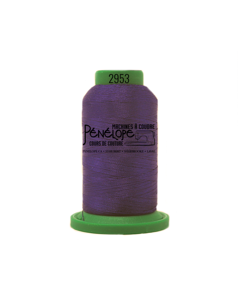 Isacord Fils Isacord couture et broderie couleur 2953