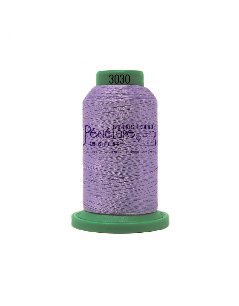 Isacord Fils Isacord couture et broderie couleur 3030