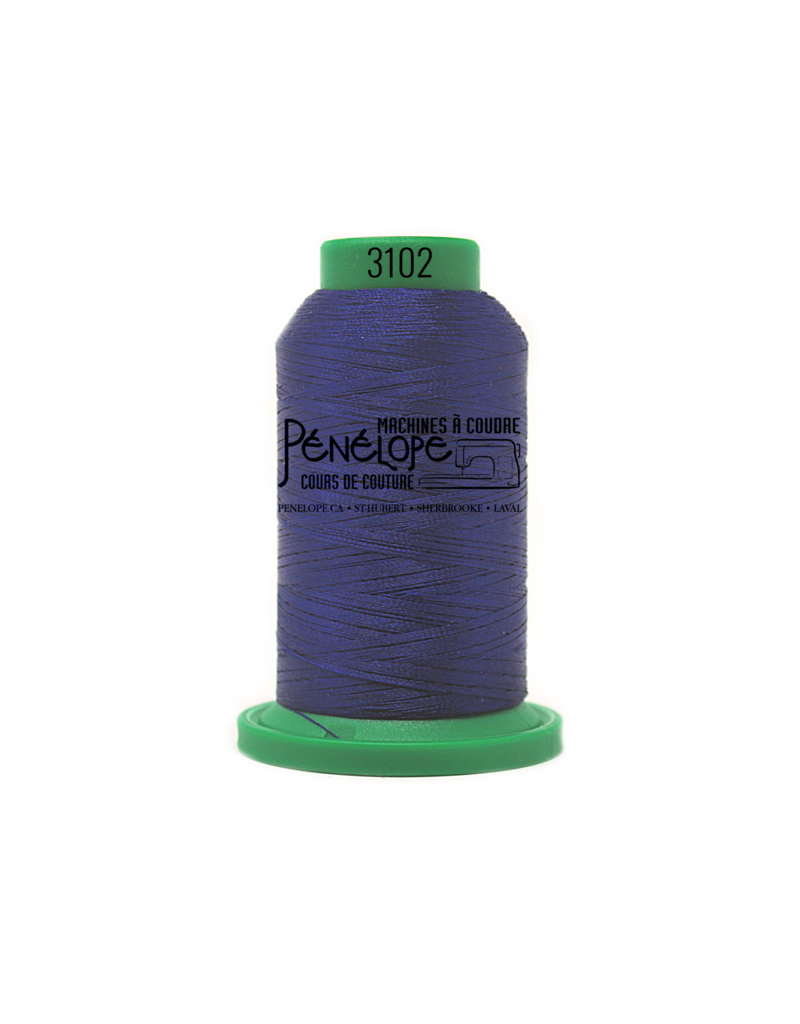 Isacord Isacord thread 3102 for embroidery and sewing