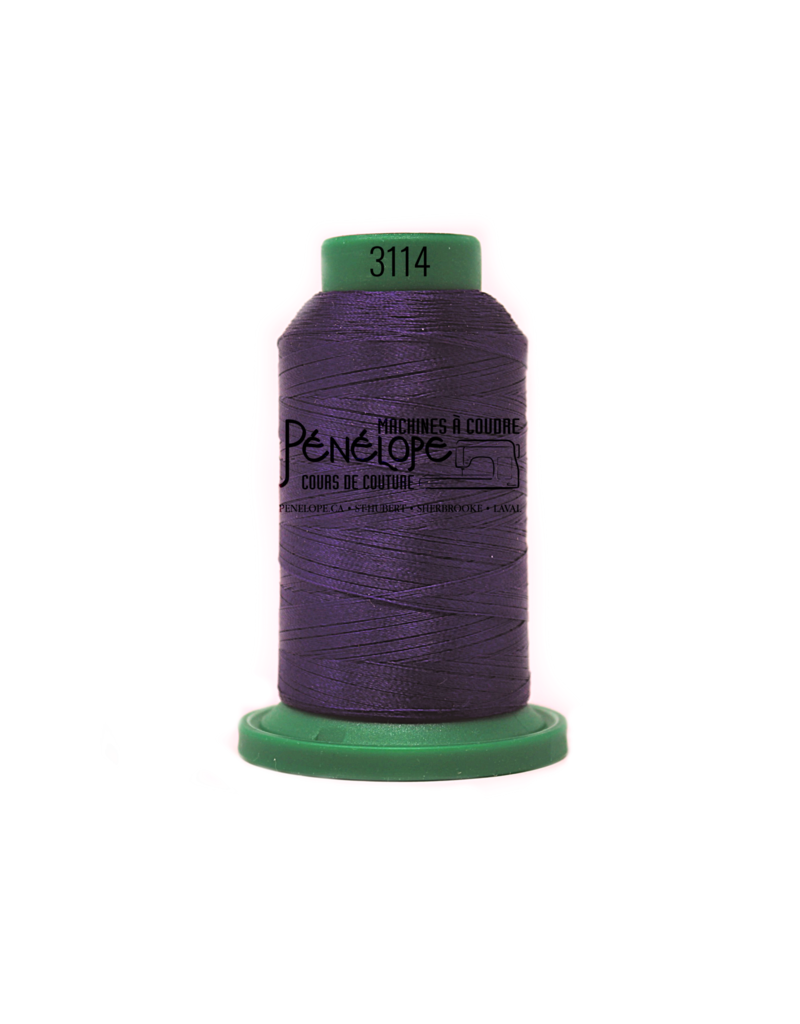 Isacord Isacord thread 3114 for embroidery and sewing