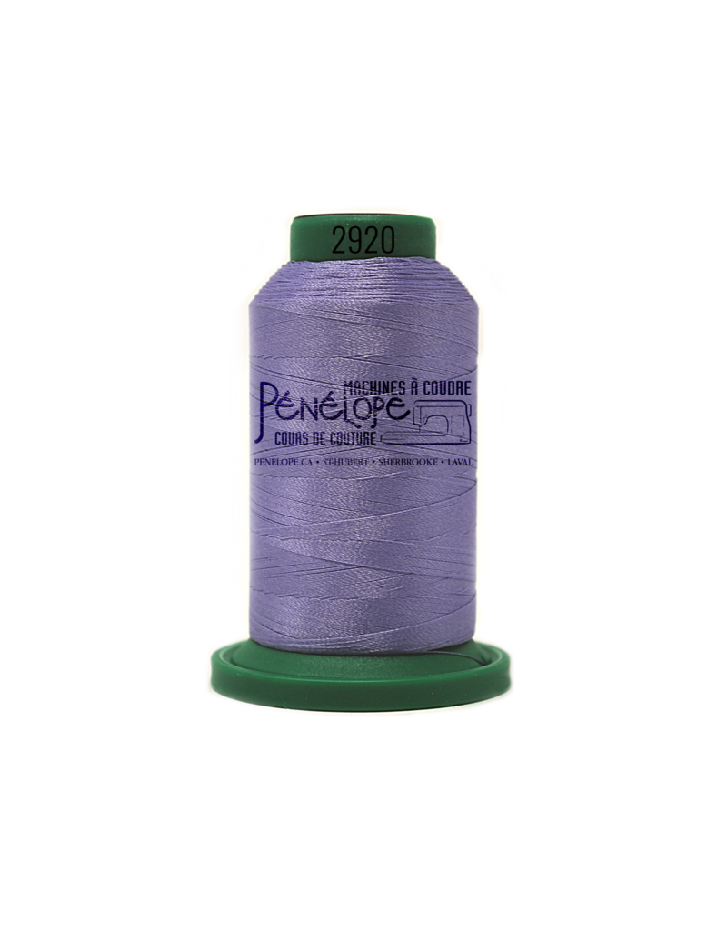 Isacord Isacord thread 3130 for embroidery and sewing