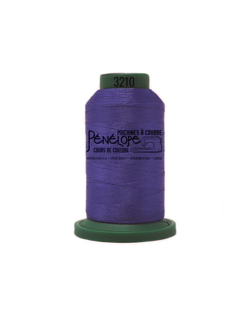 Isacord Isacord thread 3210 for embroidery and sewing