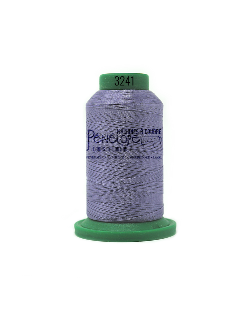 Isacord Fils Isacord couture et broderie couleur 3241