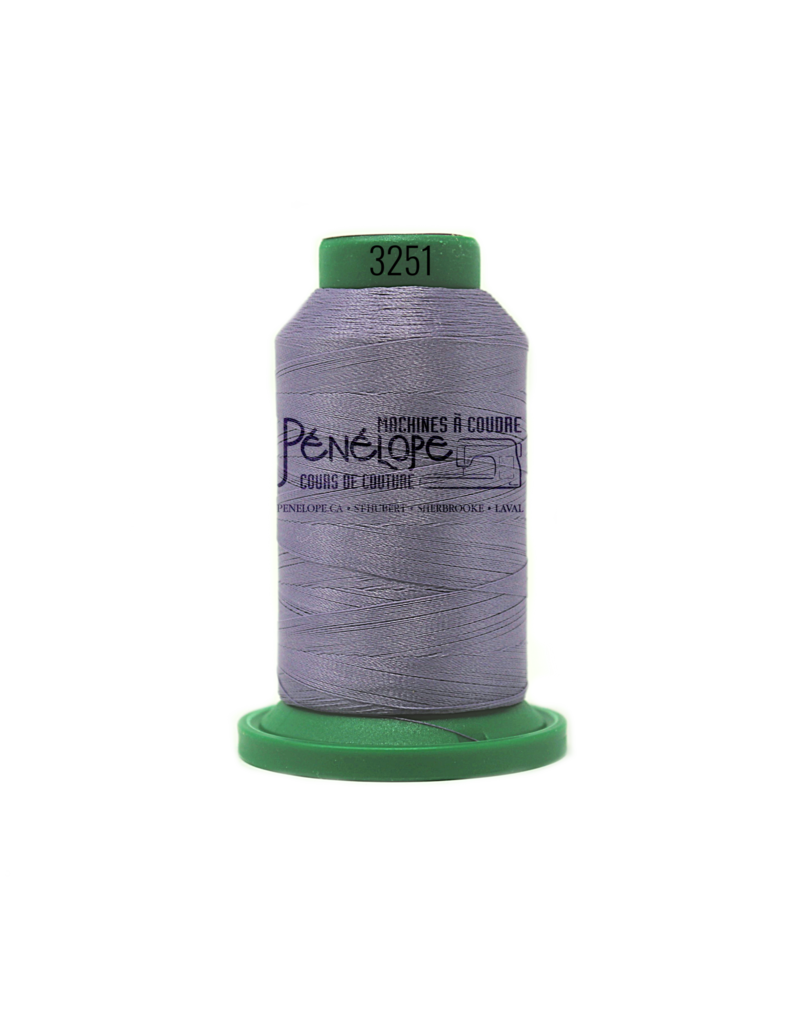 Isacord Fils Isacord couture et broderie couleur 3251