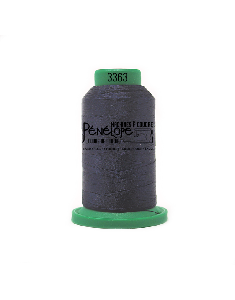 Isacord Isacord thread 3363 for embroidery and sewing
