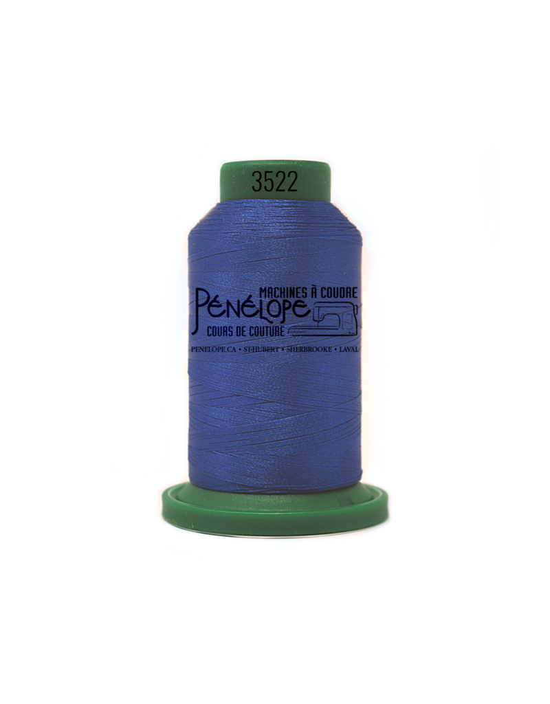 Isacord Isacord thread 3522 for embroidery and sewing