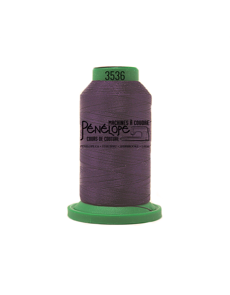 Isacord Fils Isacord couture et broderie couleur 3536