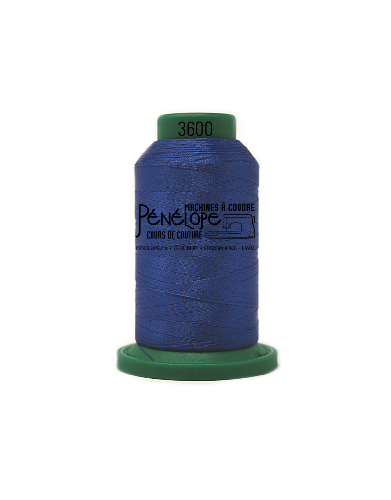 Isacord Isacord thread 3600 for embroidery and sewing