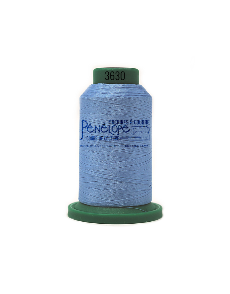 Isacord Isacord thread 3630 for embroidery and sewing