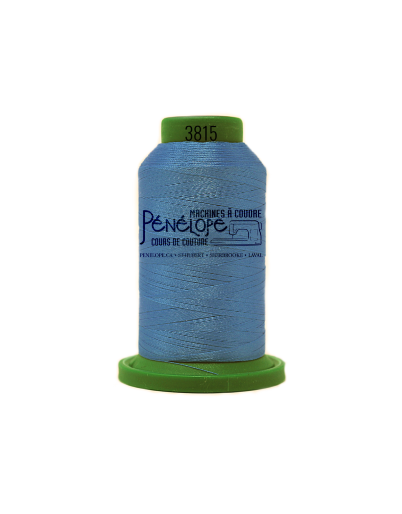 Isacord Isacord thread 3815 for embroidery and sewing