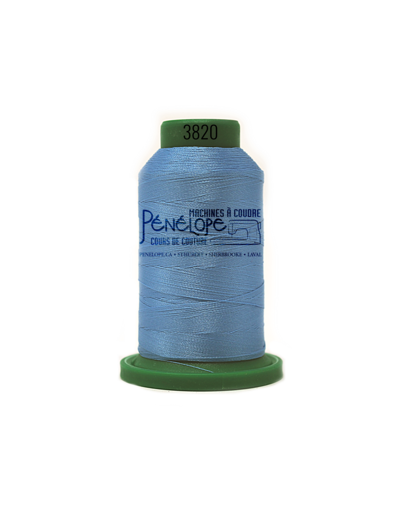 Isacord Isacord thread 3820 for embroidery and sewing