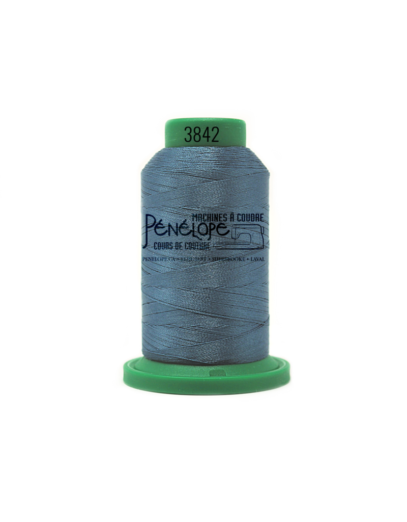 Isacord Fils Isacord couture et broderie couleur 3842