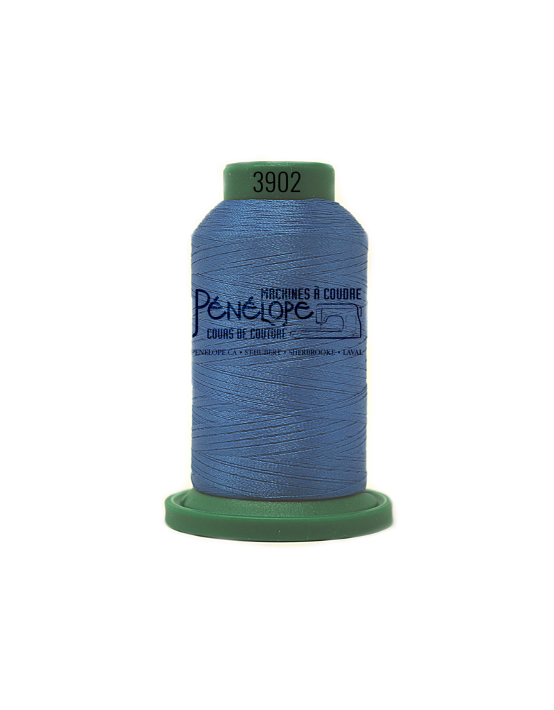 Isacord Fils Isacord couture et broderie couleur 3902