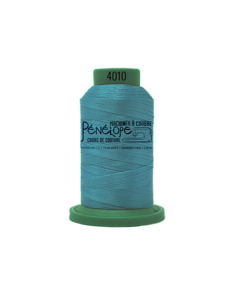 Isacord Isacord thread 4010 for embroidery and sewing