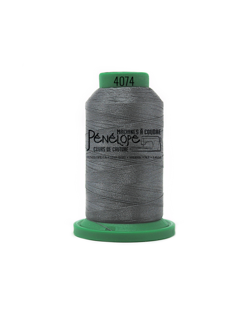 Isacord Isacord thread 4074 for embroidery and sewing