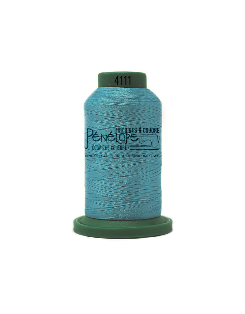 Isacord Isacord thread 4111 for embroidery and sewing