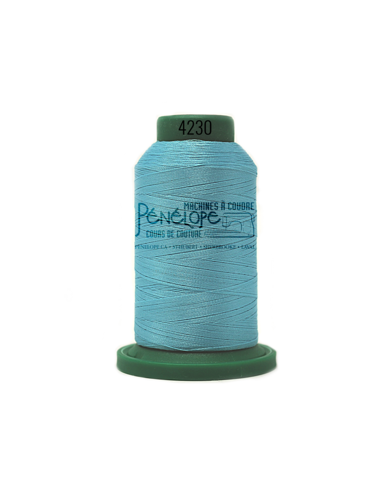 Isacord Isacord thread 4230 for embroidery and sewing