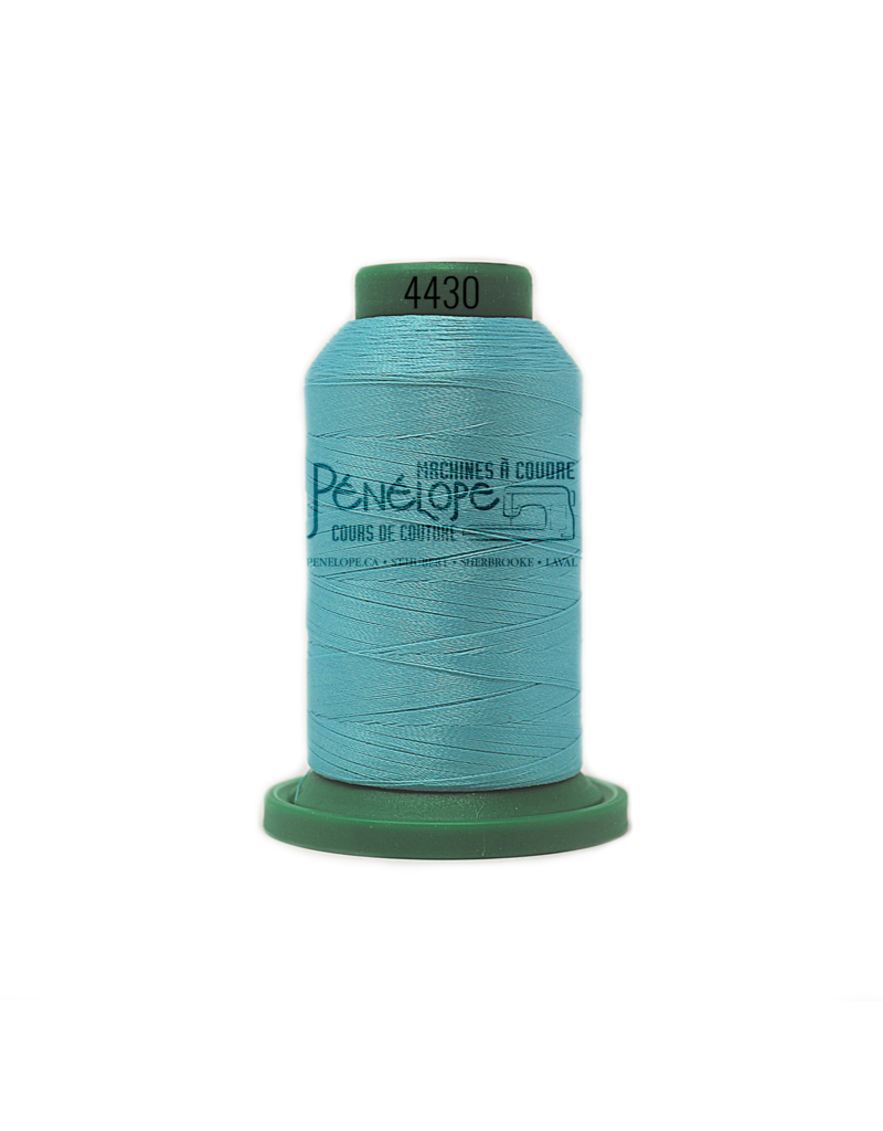 Isacord Isacord thread 4430 for embroidery and sewing