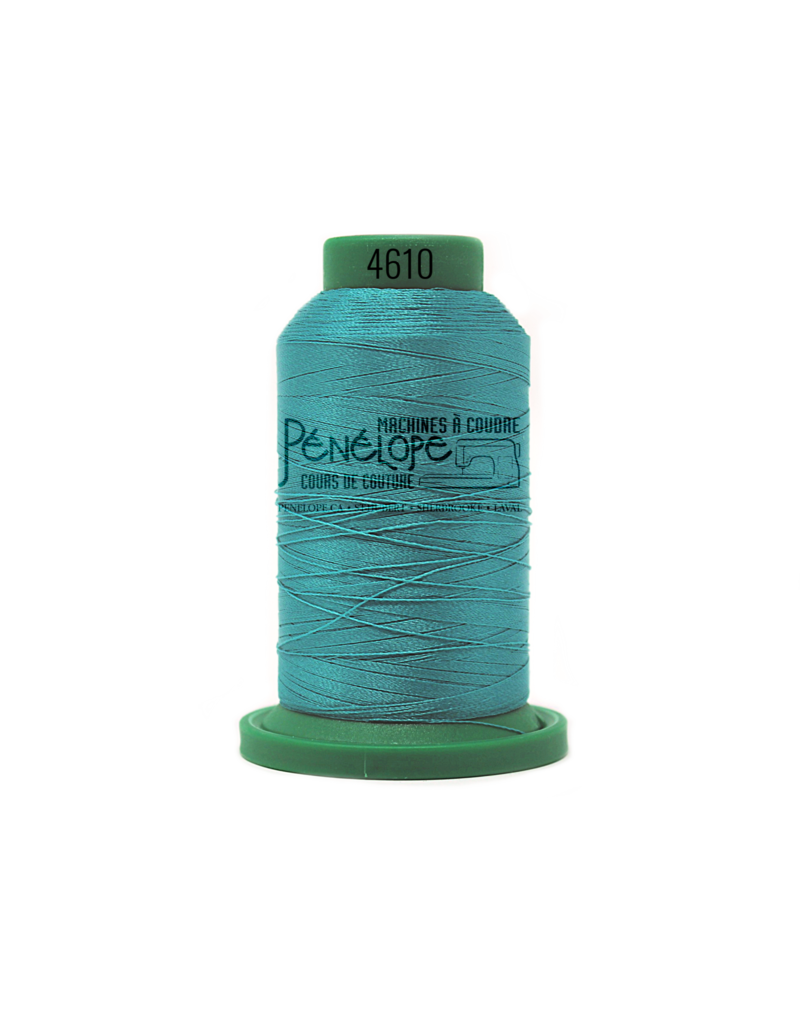 Isacord Isacord thread 4610 for embroidery and sewing