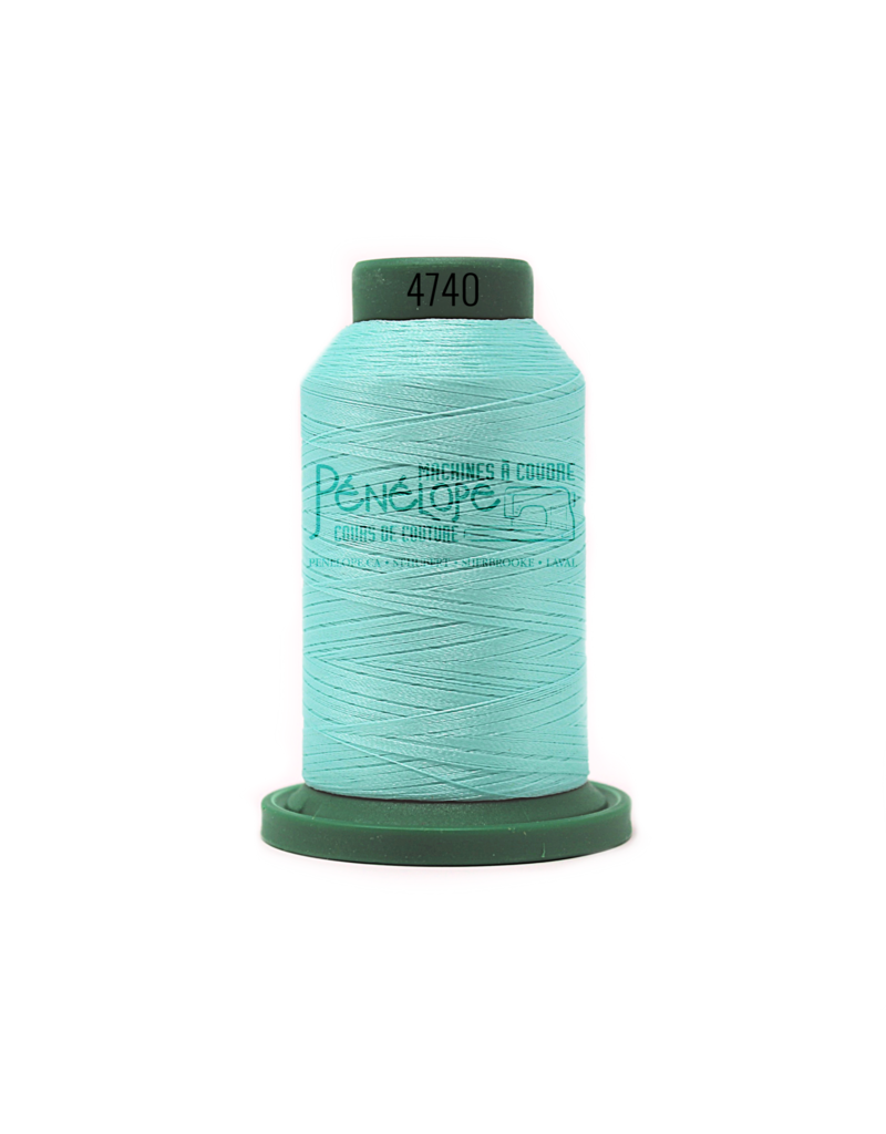 Isacord Isacord thread 4740 for embroidery and sewing