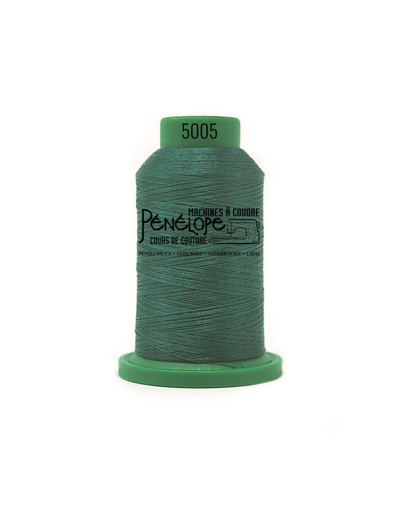Isacord Fils Isacord couture et broderie couleur 5005
