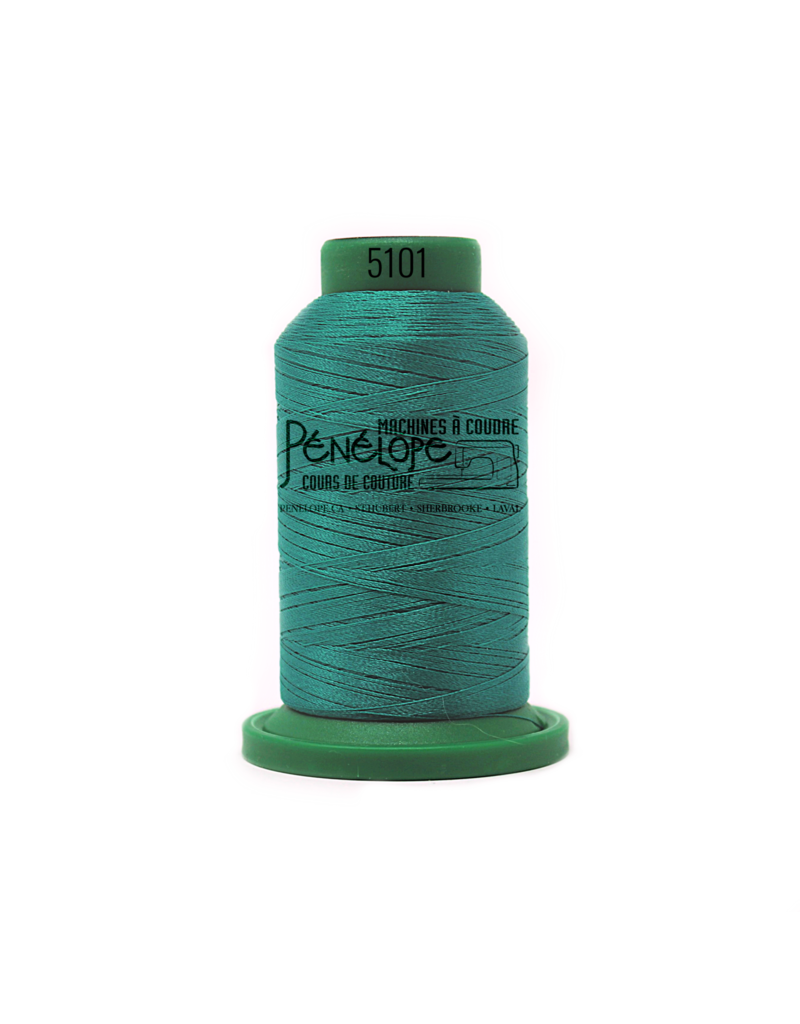Isacord Isacord thread 5101 for embroidery and sewing
