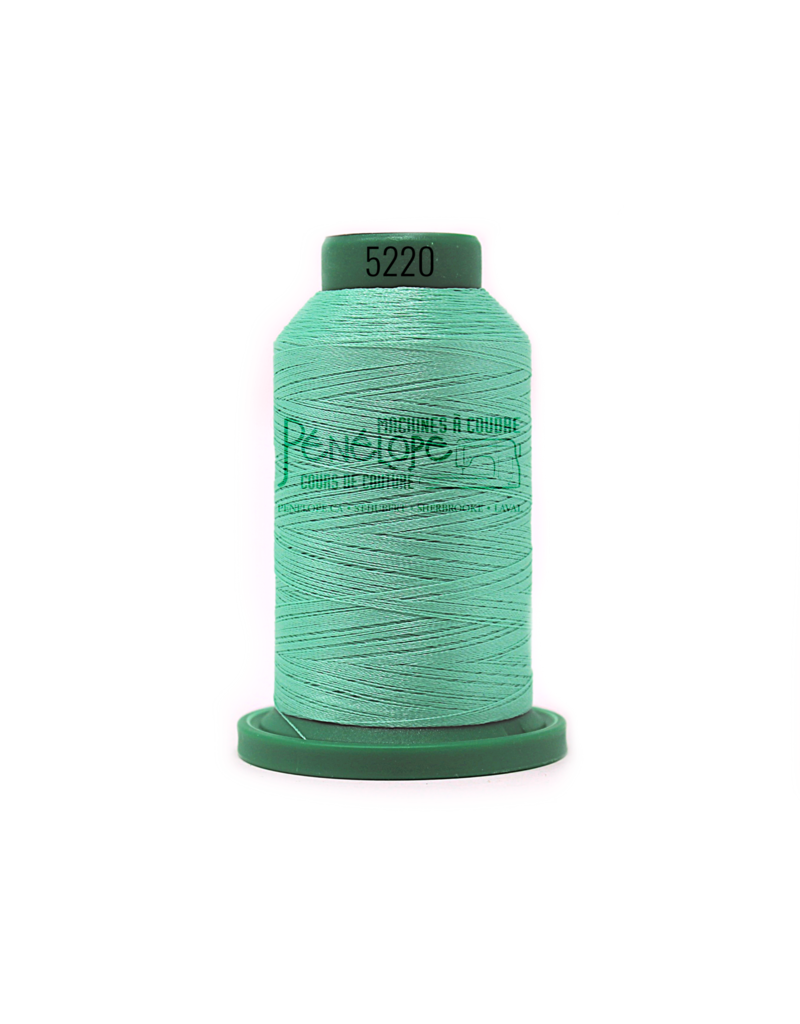Isacord Isacord thread 5220 for embroidery and sewing