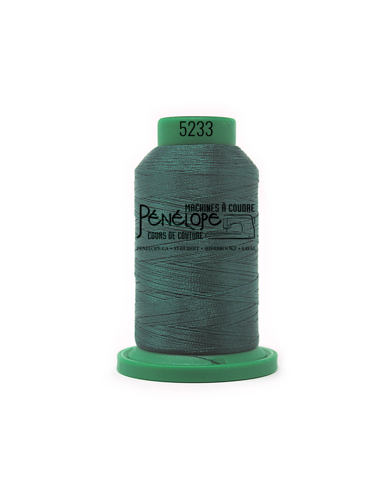 Isacord Isacord thread 5233 for embroidery and sewing